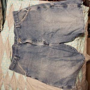 Mens carpenter shorts size 40